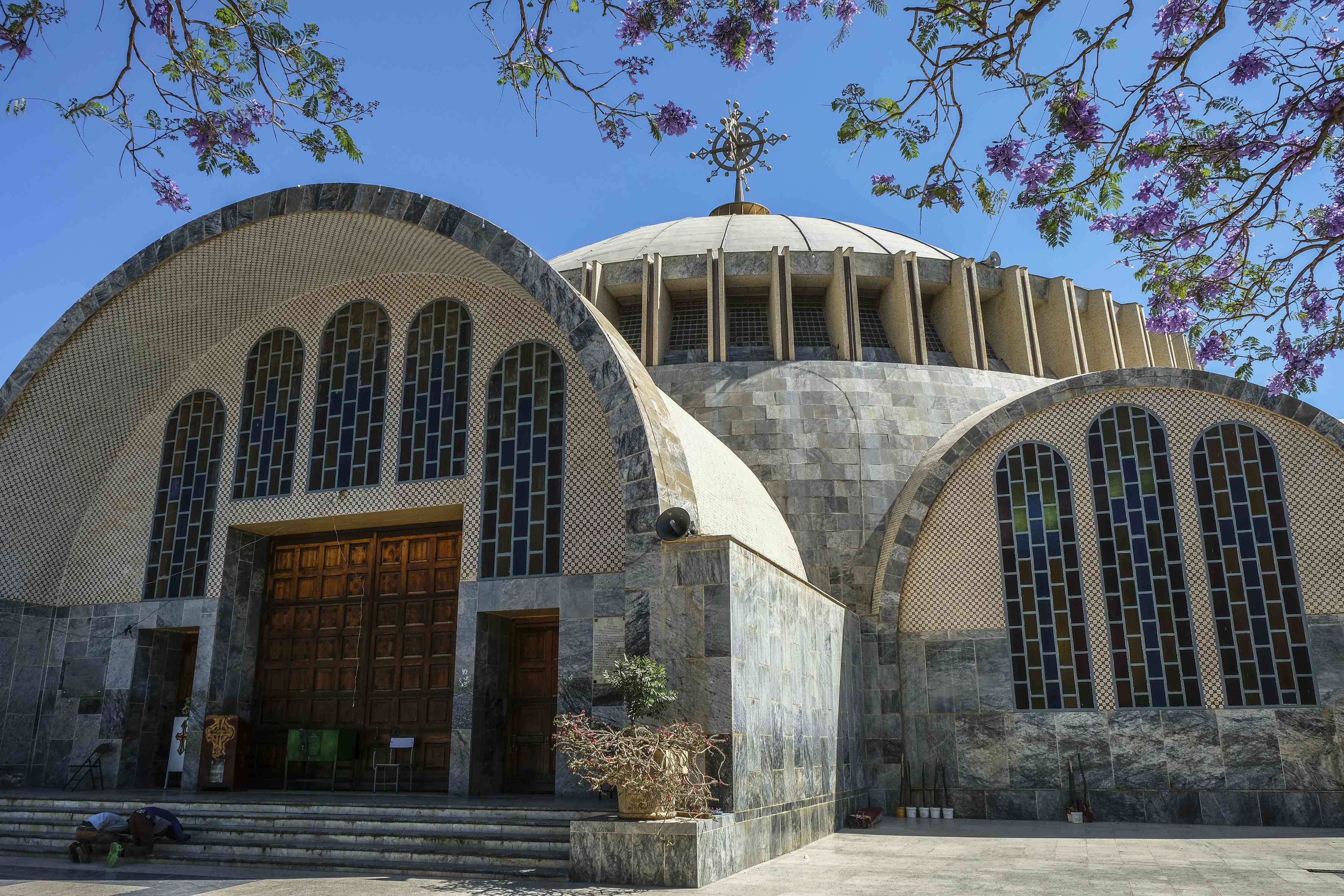 Church of Our Lady Mary of Zion, Aksum, Ethiopia