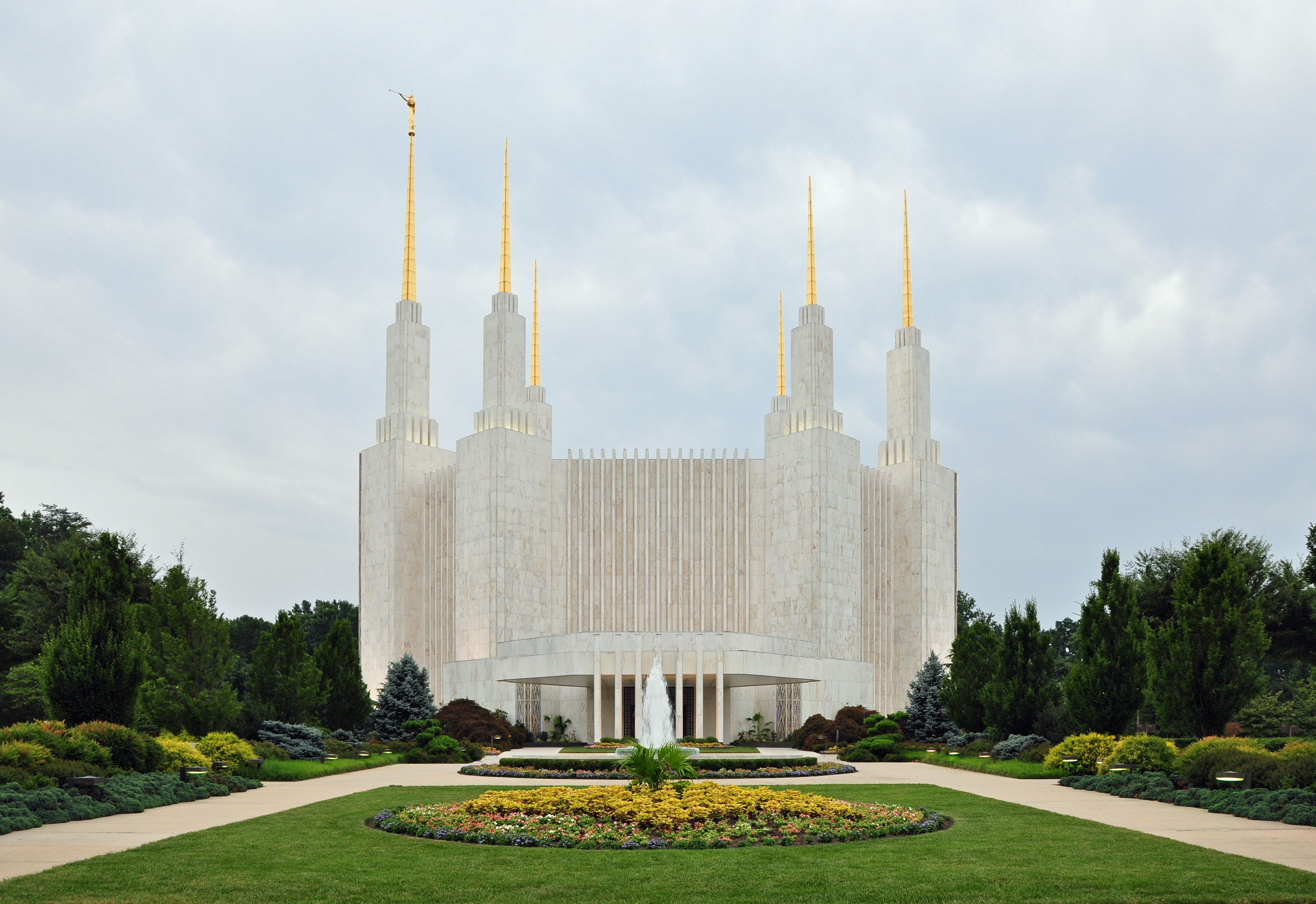 Templo Mormón de Washington DC