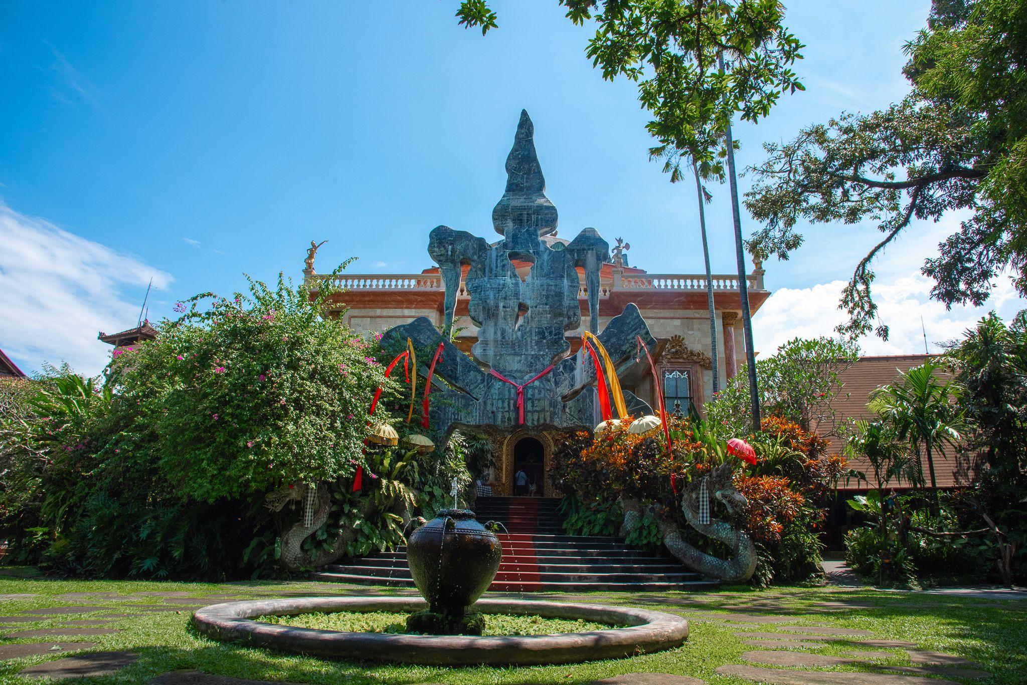 Art Galleries Museums In Ubud Bali
