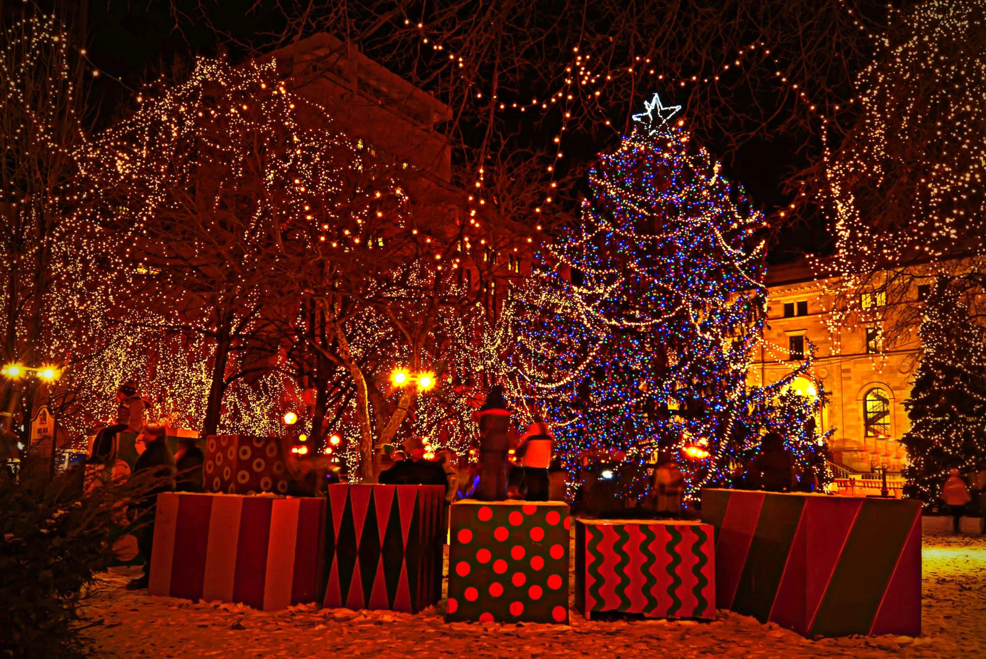 Fun Things to Do at Christmas in Minneapolis St Paul