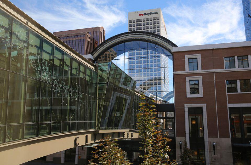 City Creek Center shopping mall