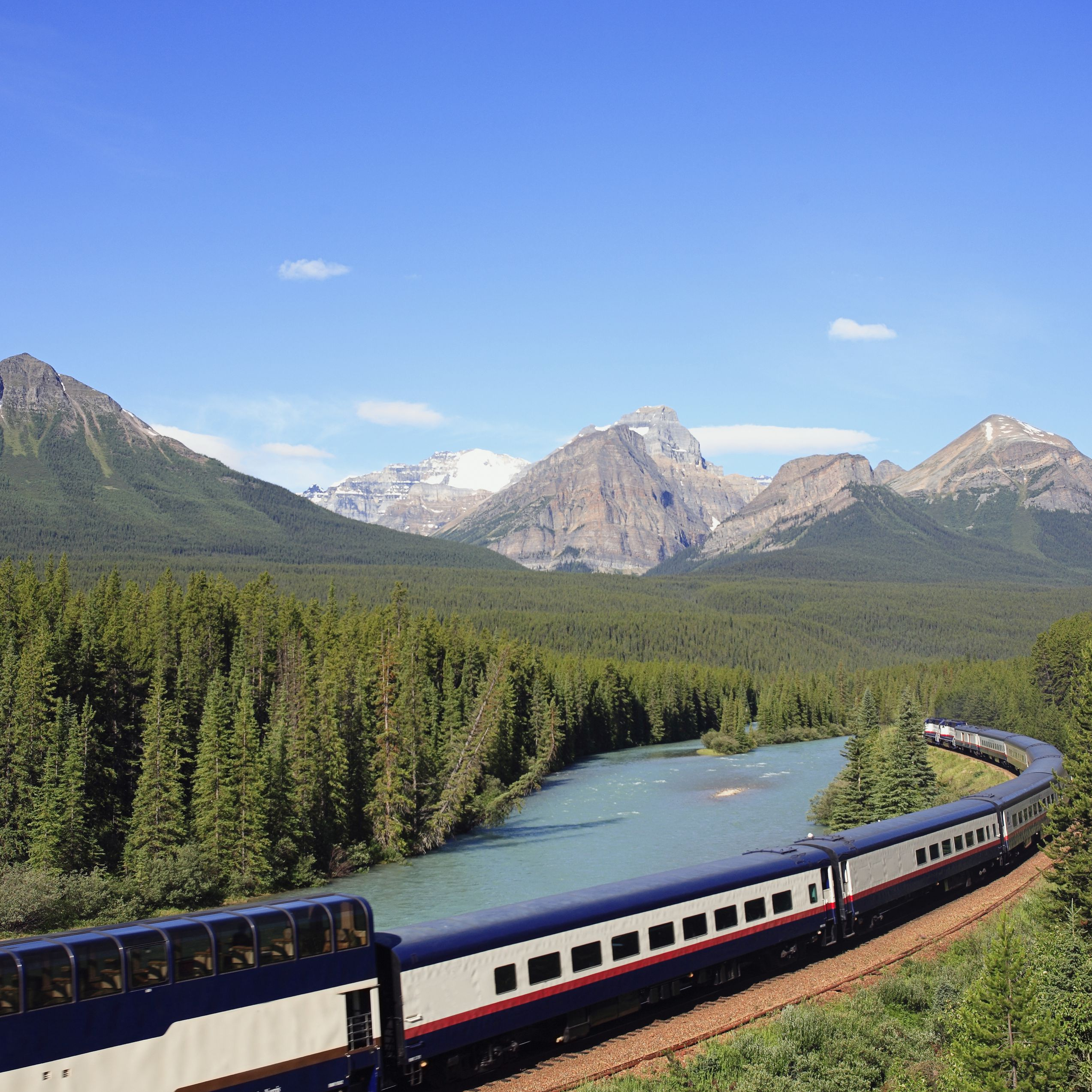 A Guide to Train Travel in Canada