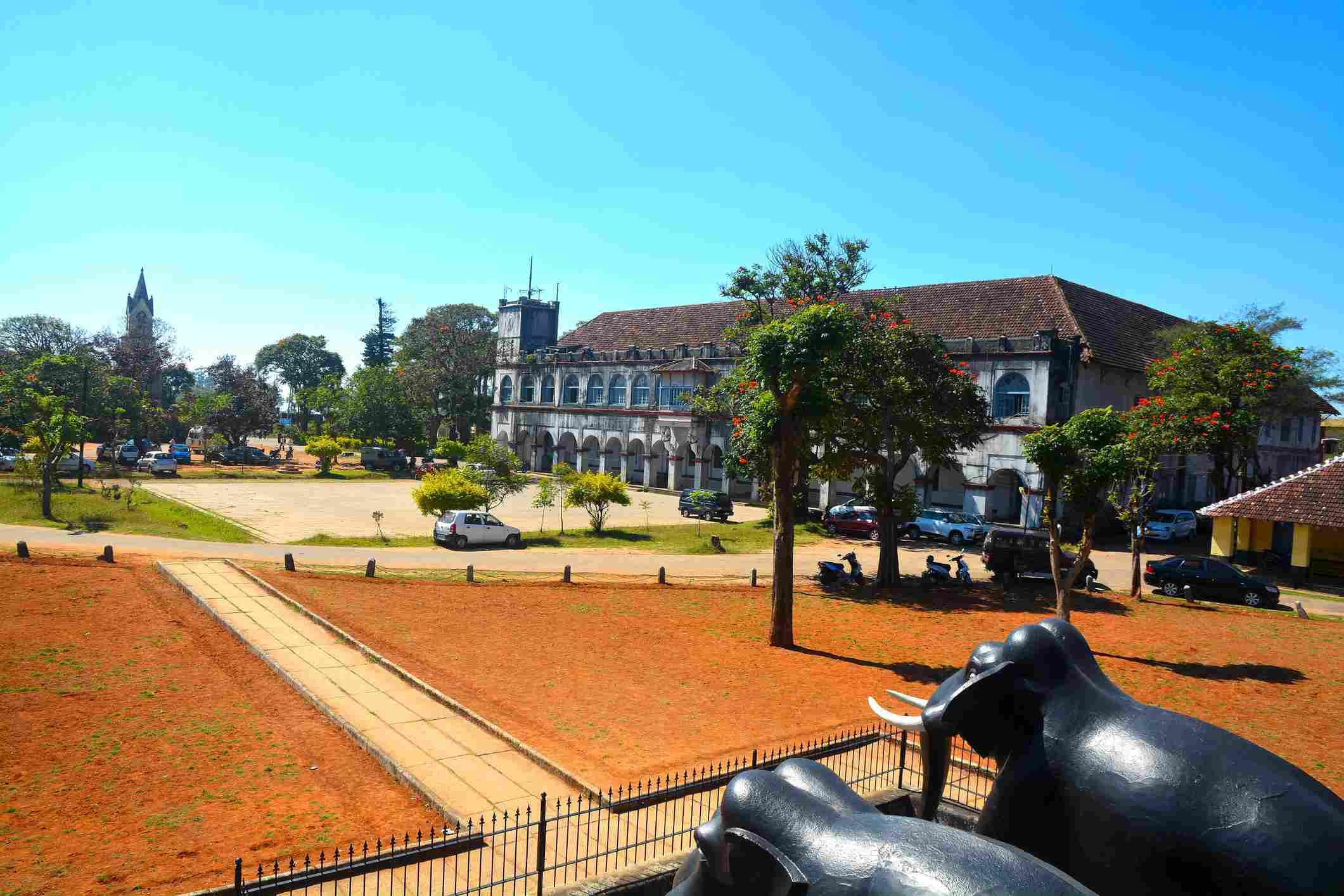 Madikeri Palace.