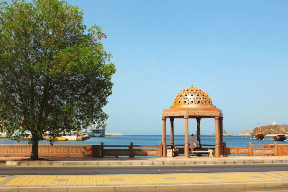 Muttrah Waterfront