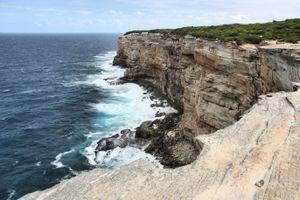 Royal National Park, New South Wales, Australia. Wattamolla