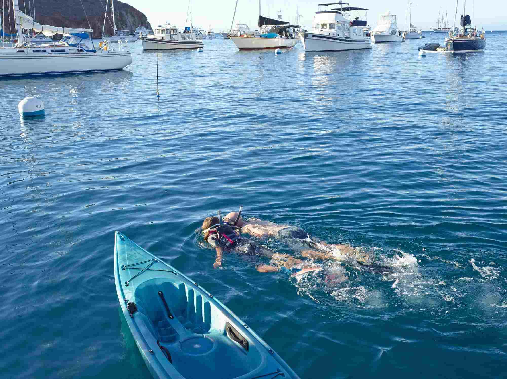 Catalina island things to do