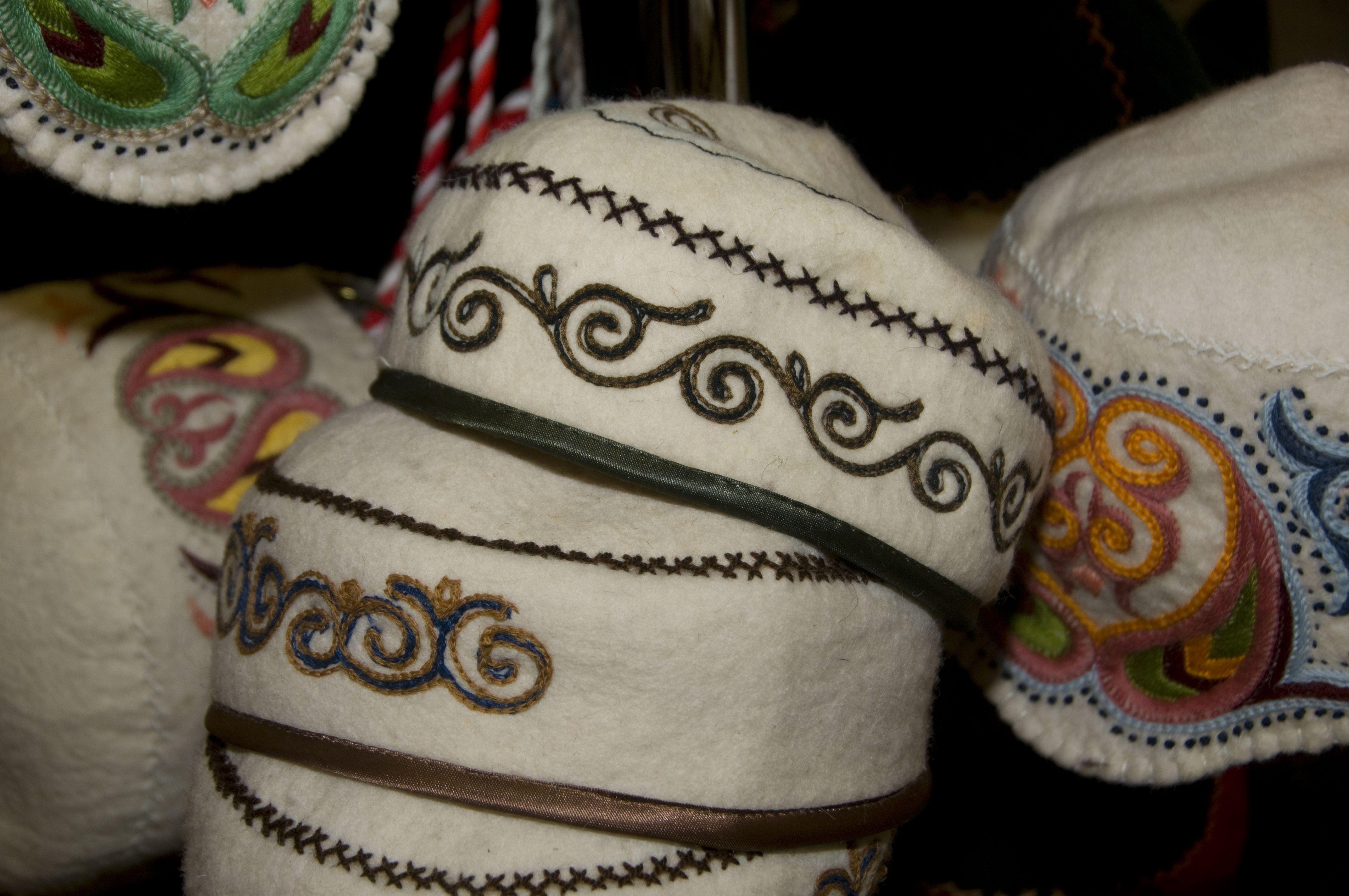 Tubeteika hats