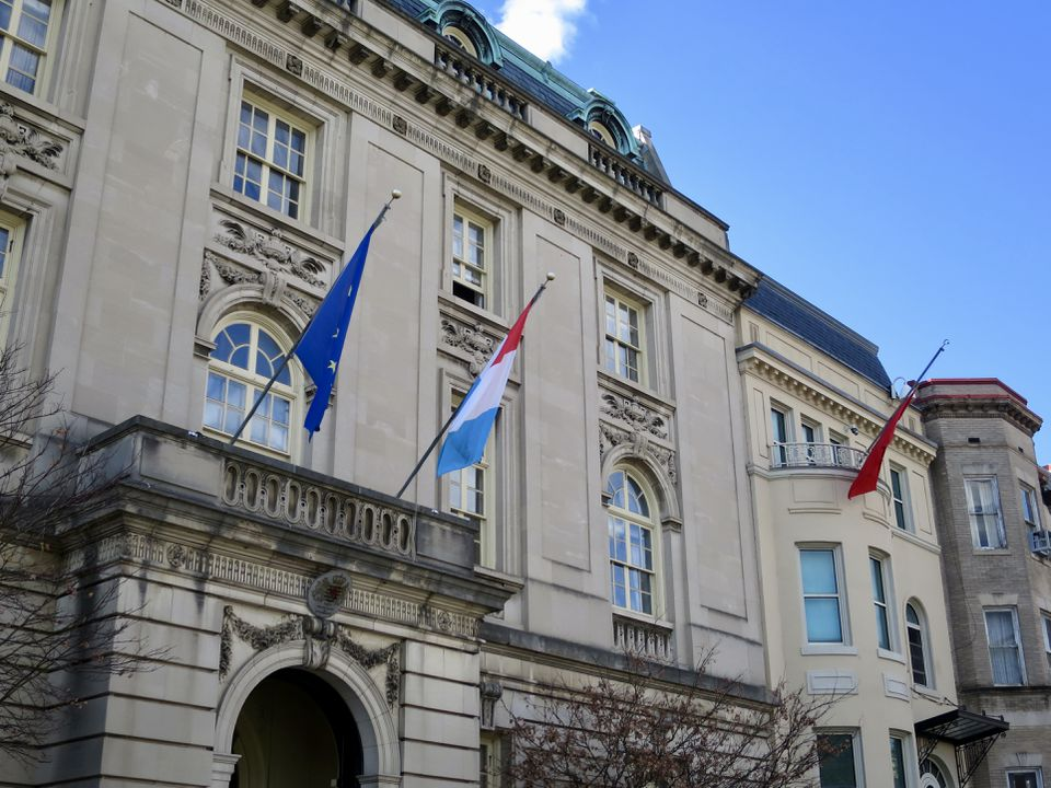 Embajada de Luxemburgo en Washington DC