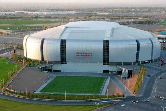 Univeristy Of Phoenix Stadium