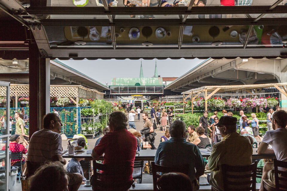 Montreal Labour Day weekend's top things to do include a visit to Jean-Talon Market.
