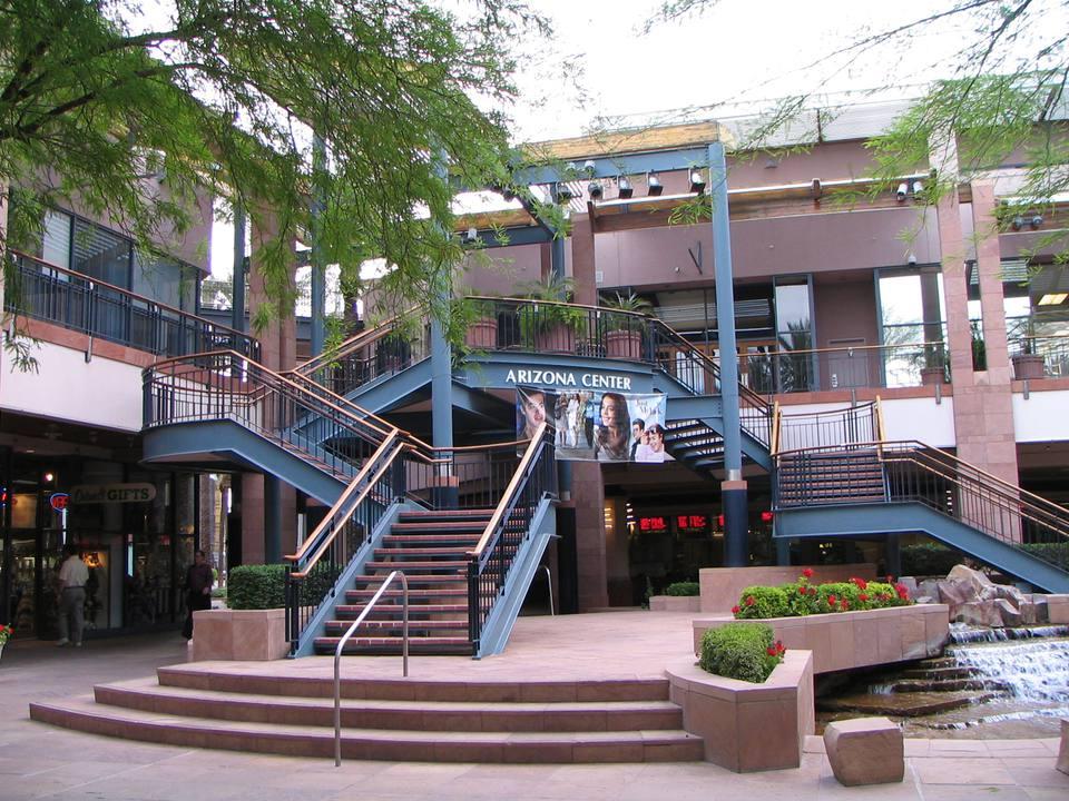 Centro de Arizona en el centro de Phoenix