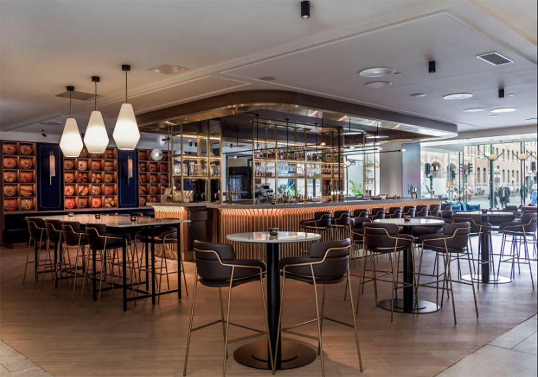Lobby Bar at the Radisson Blu Royal Viking Hotel, Stockholm
