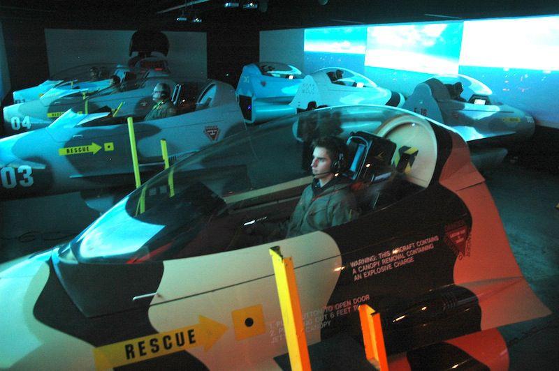 Flight Deck Air Combat Center
