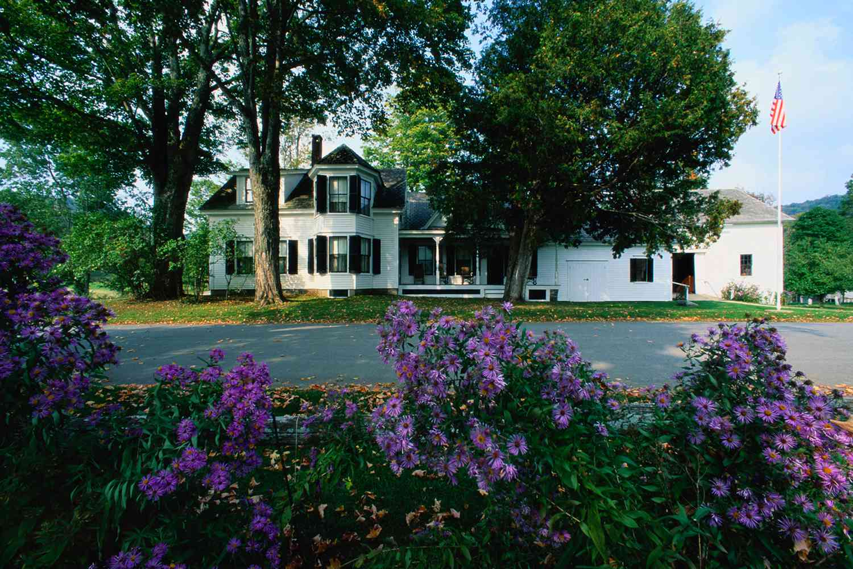 Calvin Coolidge Historic Site in Vermont