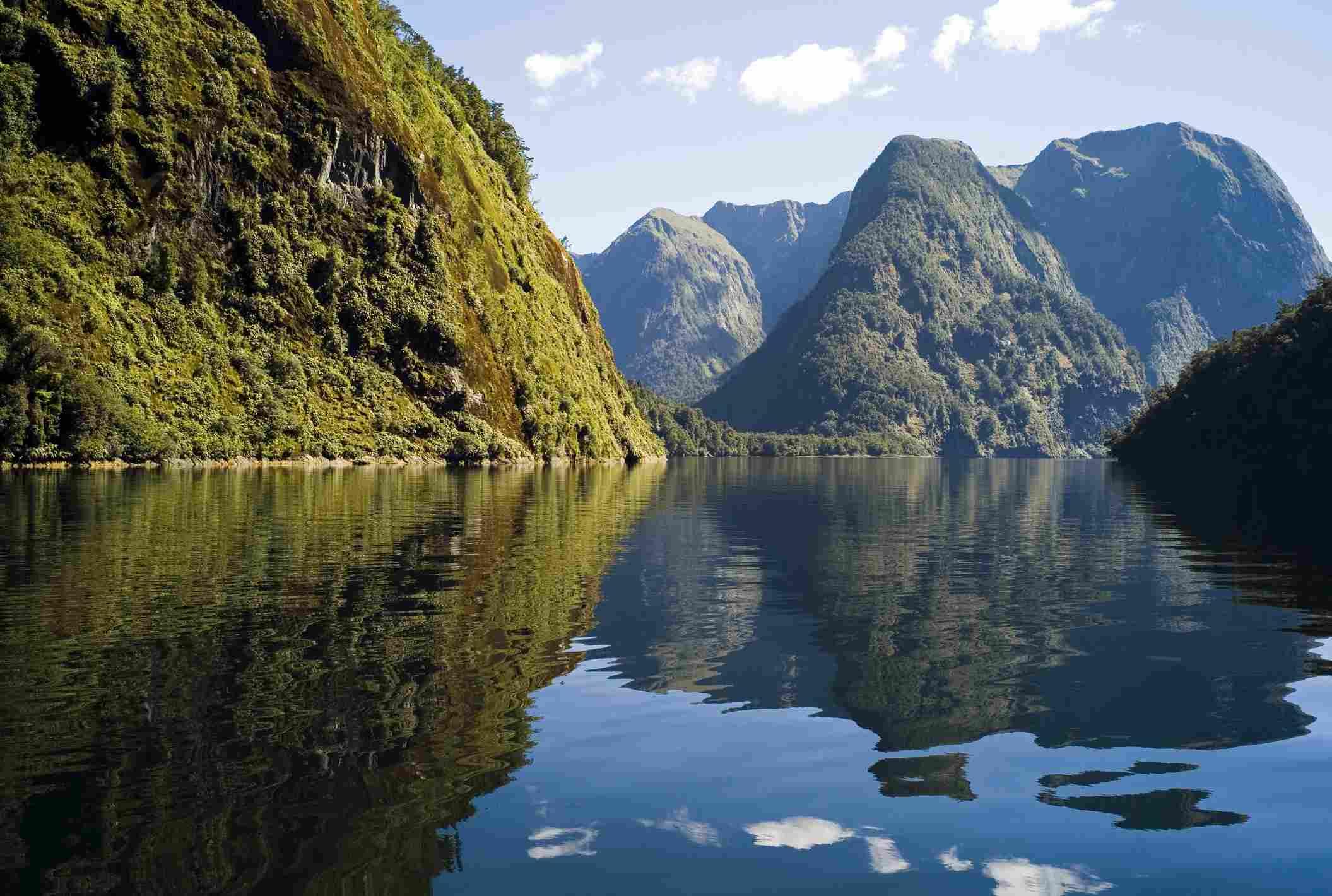 Doubtful Sound, Fiordland, South Island, New Zealand