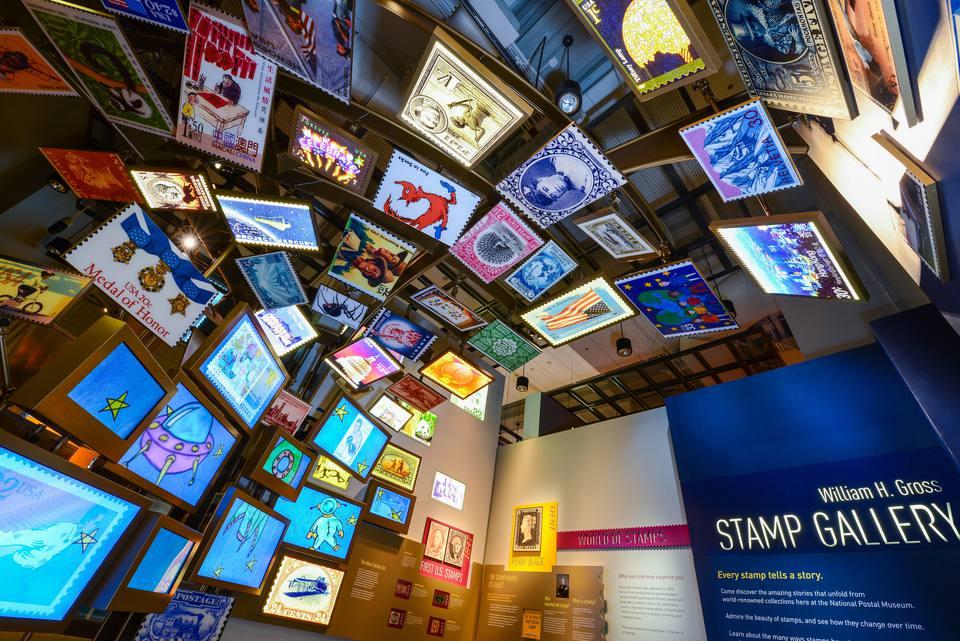 Museo Postal Nacional del Smithsonian