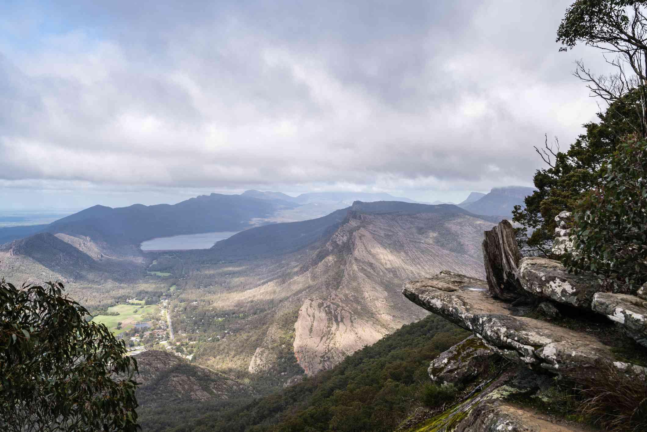 Boroka Viewpoint, Grampians National Park,