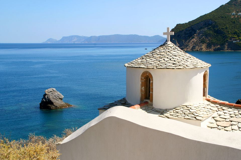 Kalokairi, Skopelos, the Greek Island From Mama Mia