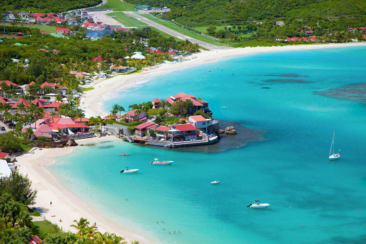 top st. barths luxury hotels and resorts