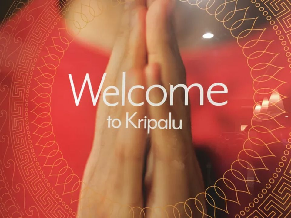 welcome to Kripalu