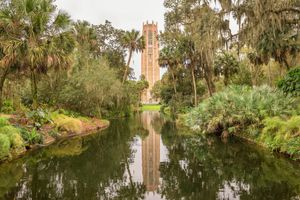 Singing Tower in Lake Wales, Florida