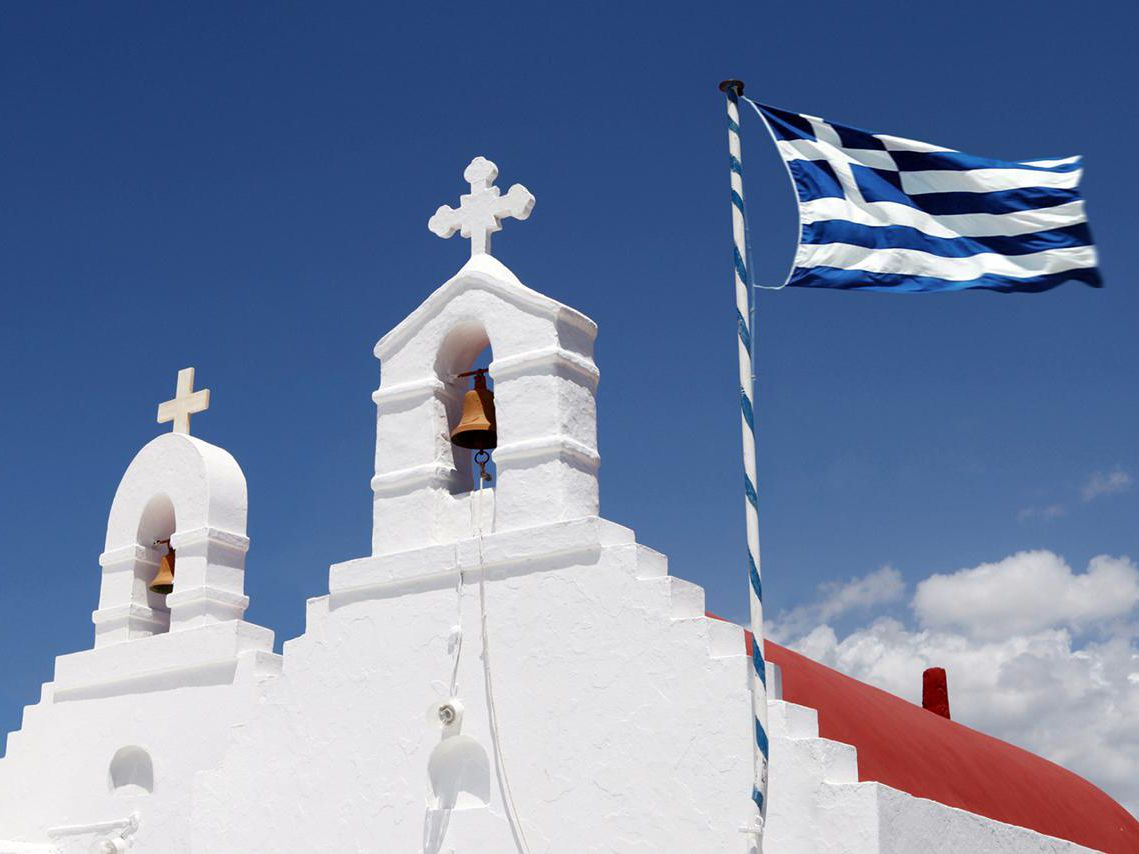 The Meaning, Folklore, and History of the Greek Flag