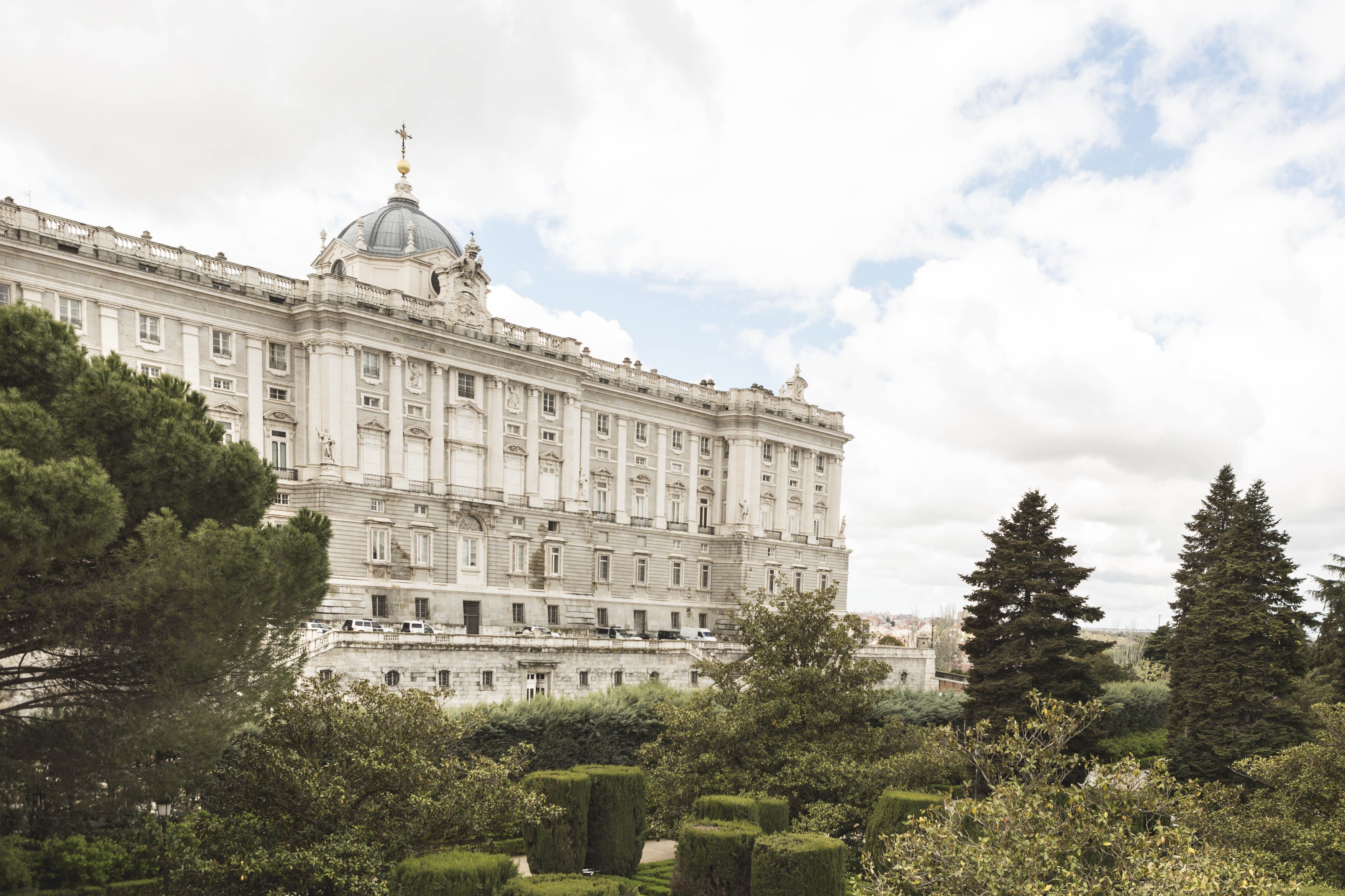 Explore The Trendy Districts In Bustling Madrid Spain