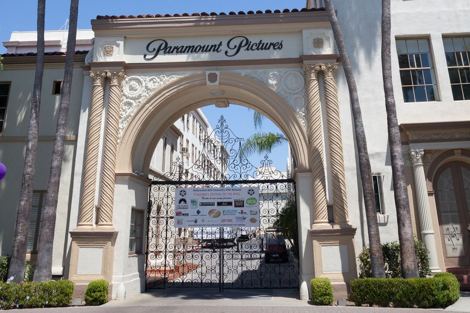 Paramount Pictures Studios in Hollywood