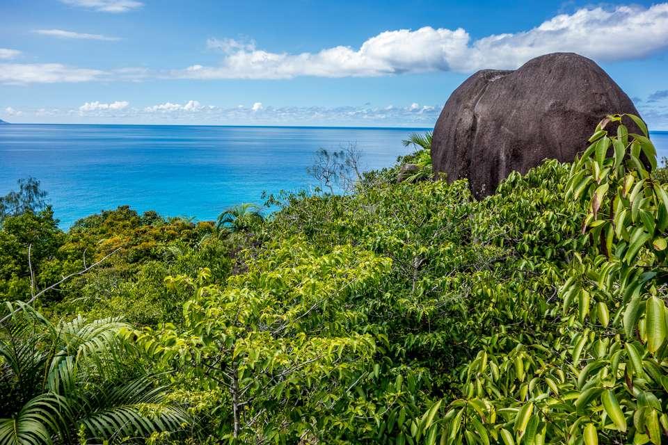 Morne Seychellois National Park - Mahe - Seychelles