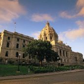 The Minnesota State Capitol, St. Paul