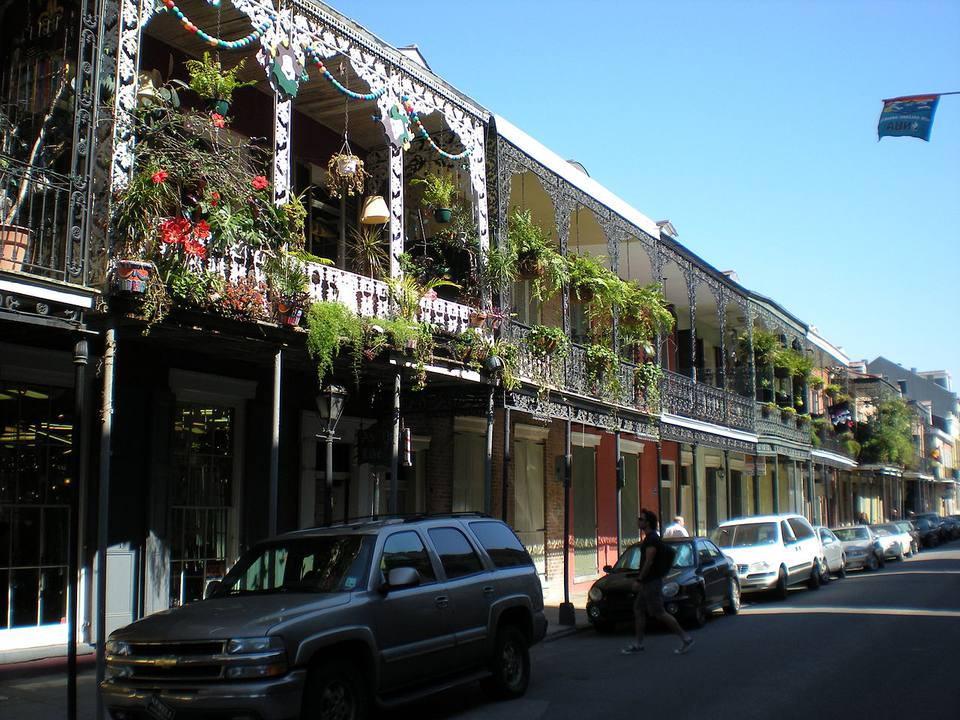 Top 8 French Quarter Lunch Spots In New Orleans
