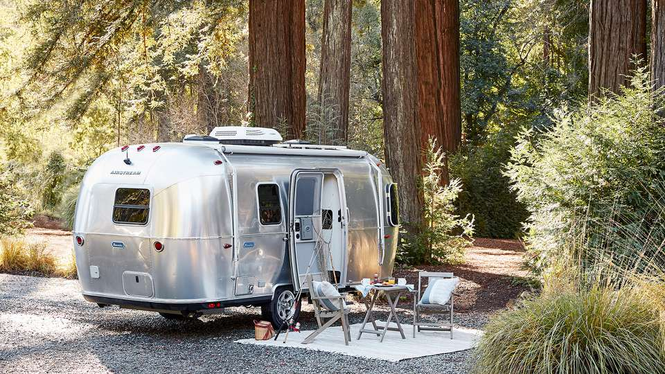 Airstream x Pottery Barn collection