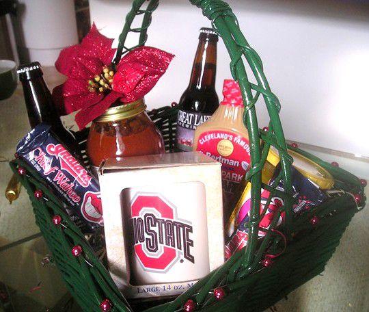 Cleveland Gift Basket