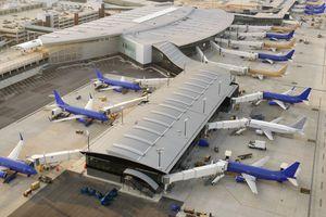 USA, Maryland, Baltimore, Baltimore Washington International Airport