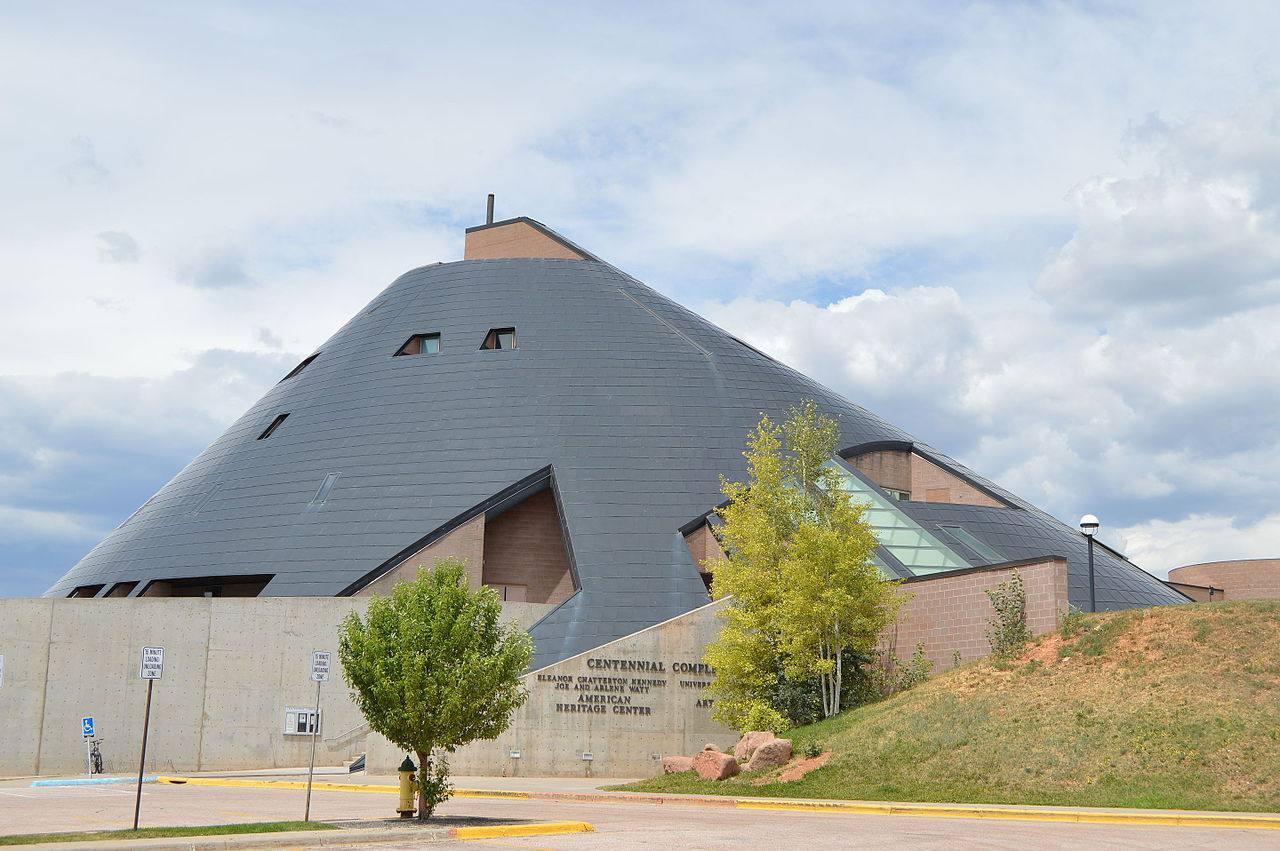 American Heritage Center in Laramie, Wyoming
