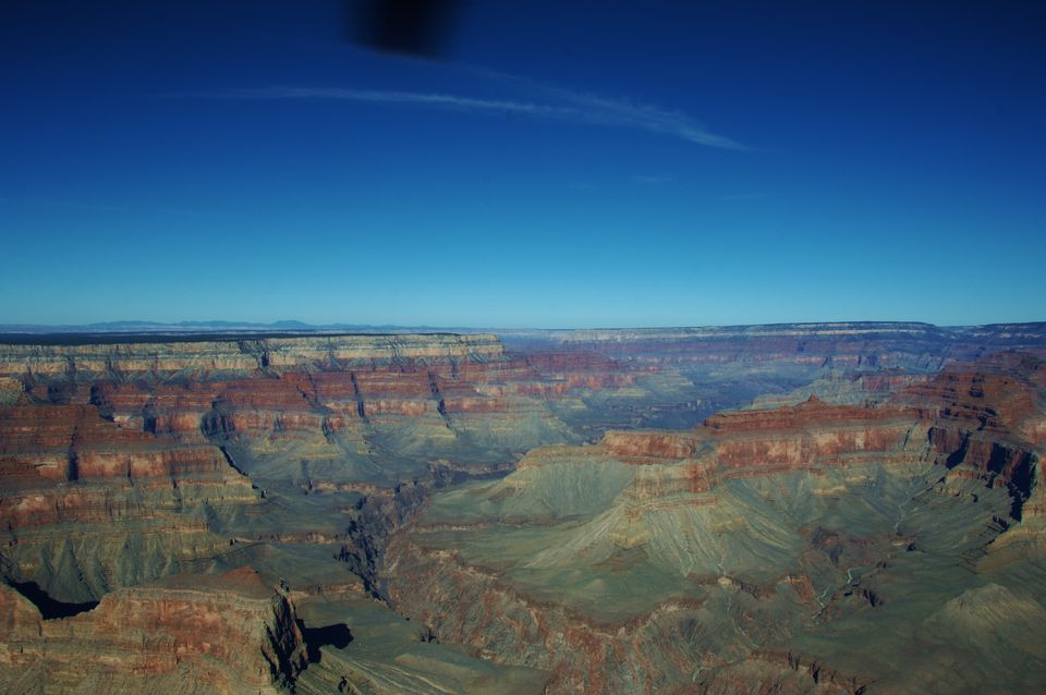 Grand Canyon PIctures From Helicopter tour