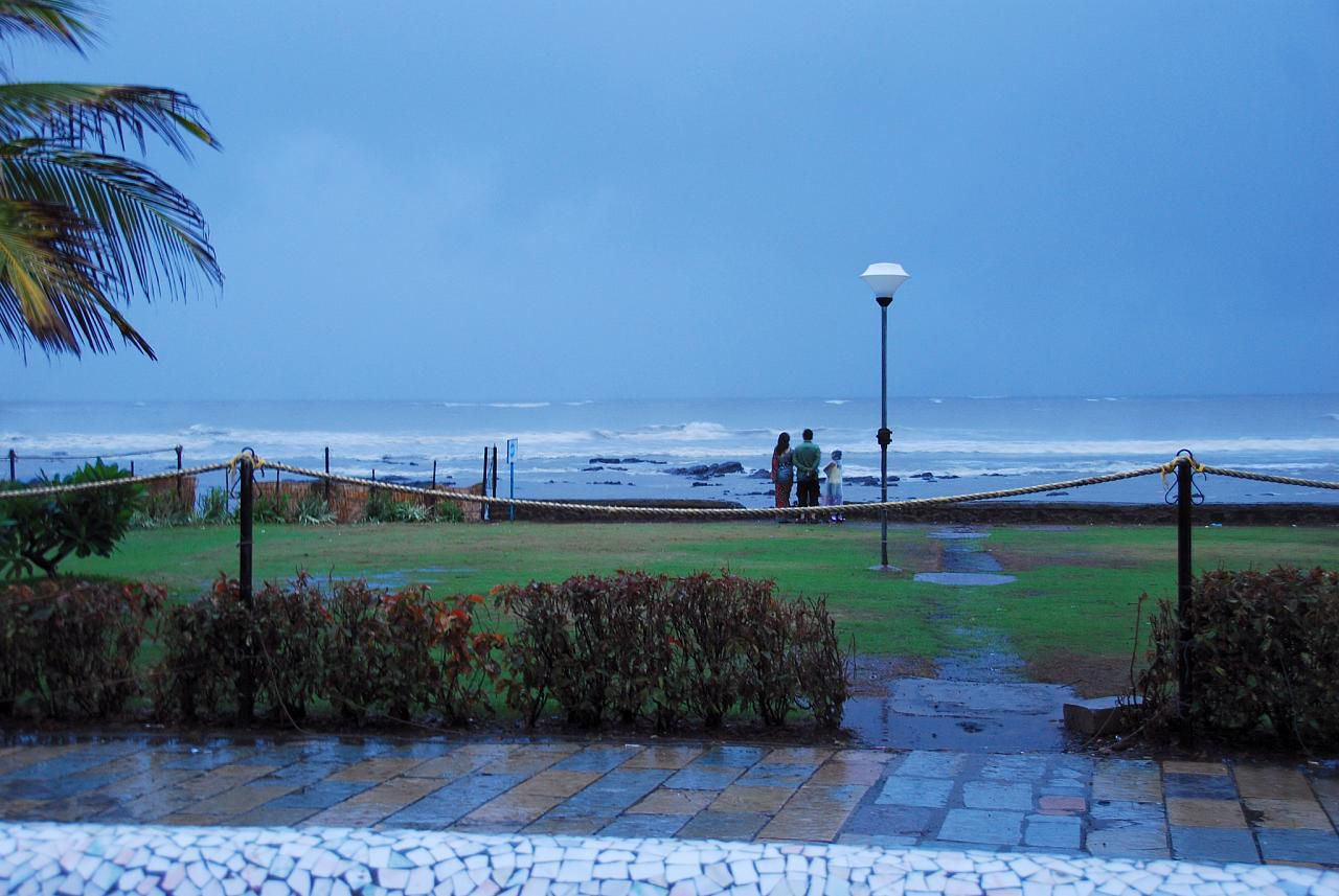 6 Places to Experience the Monsoon in Mumbai