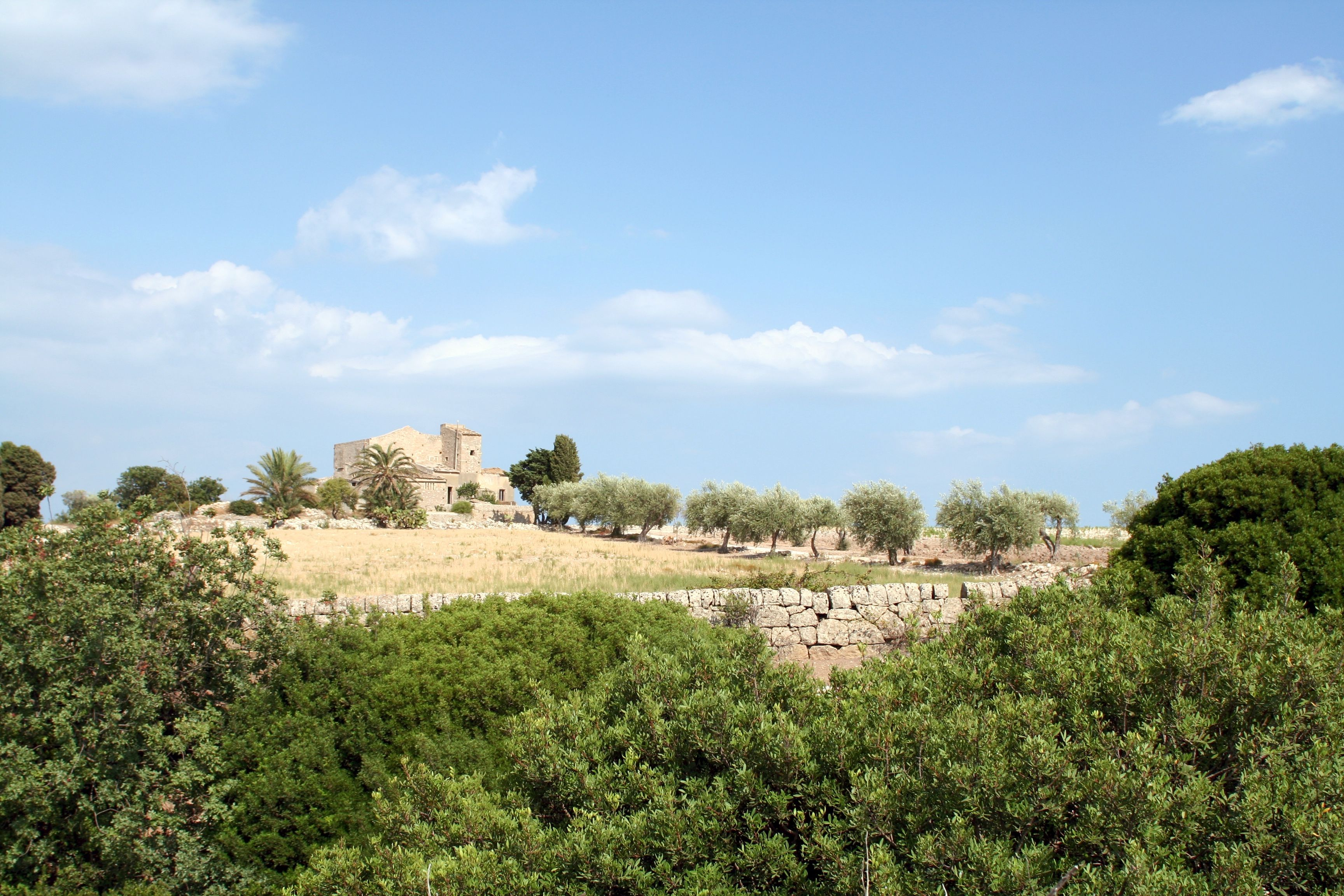 Masseria in Sicily