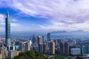 City of Taipei Panorama