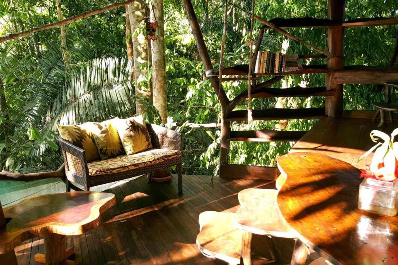 Lapas Nest Costa Rica