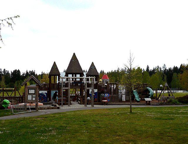 Kids Up Community Playground