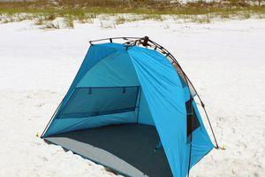 Pacific Breeze Easy Setup Beach Tent