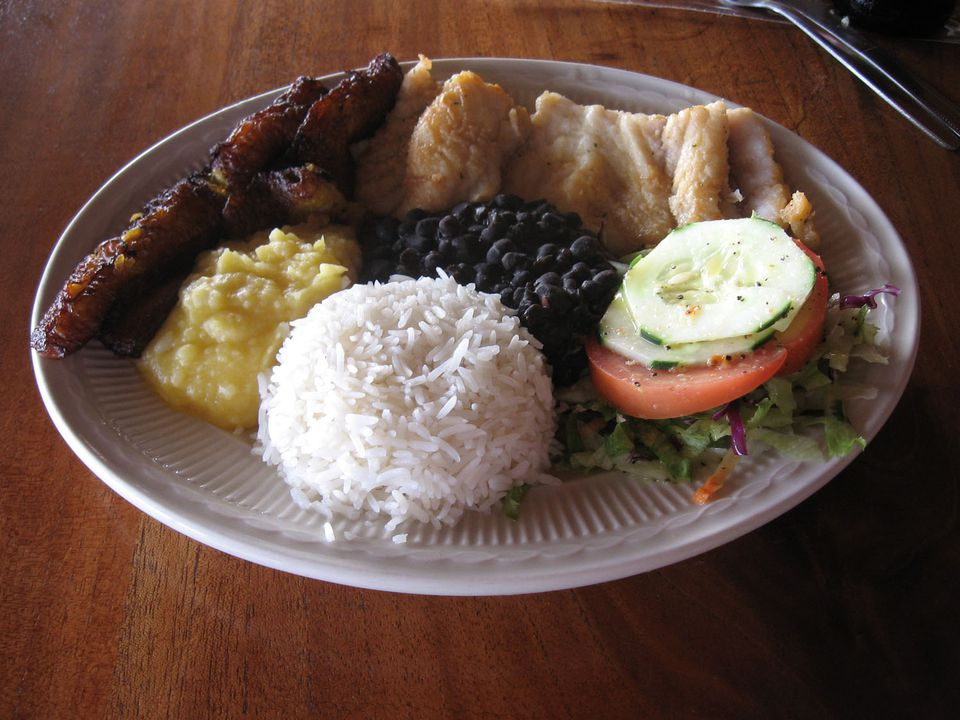 Casado From the Monteverde/Santa Elena region in Costa Rica