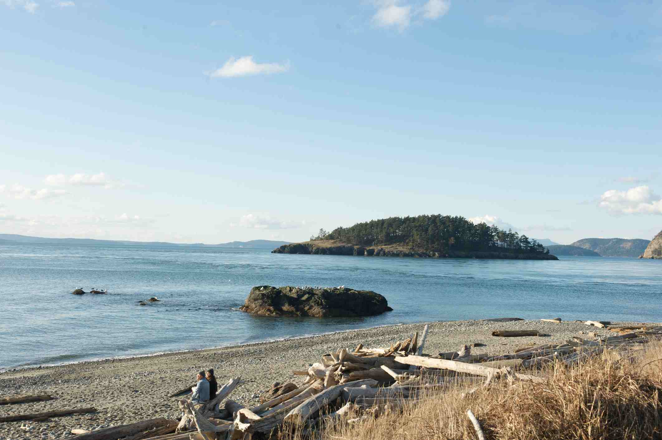Deception Pass Whidbey Island