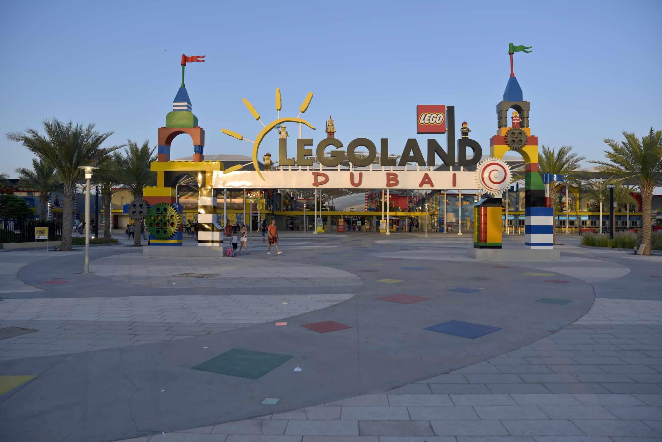 Dubai Legoland