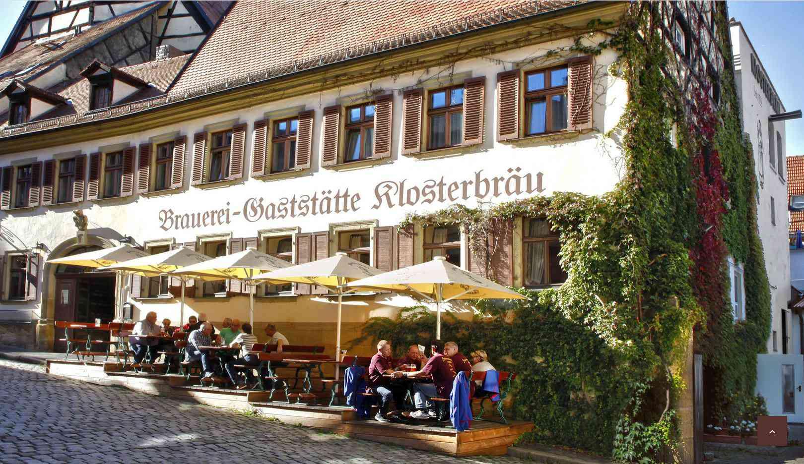 Bamberg Klosterbraeu Brewery