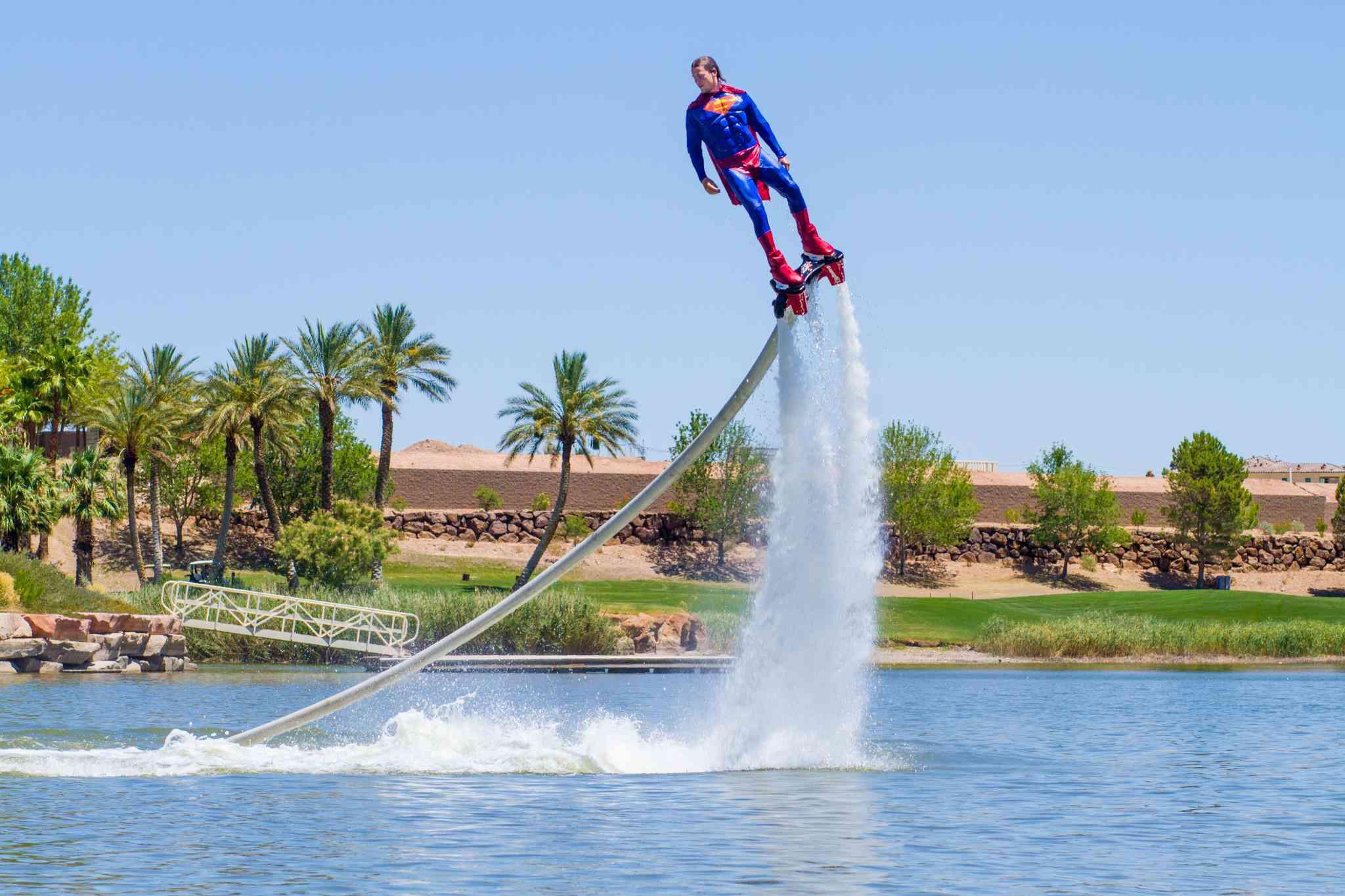 Lake Las Vegas Aqua Park