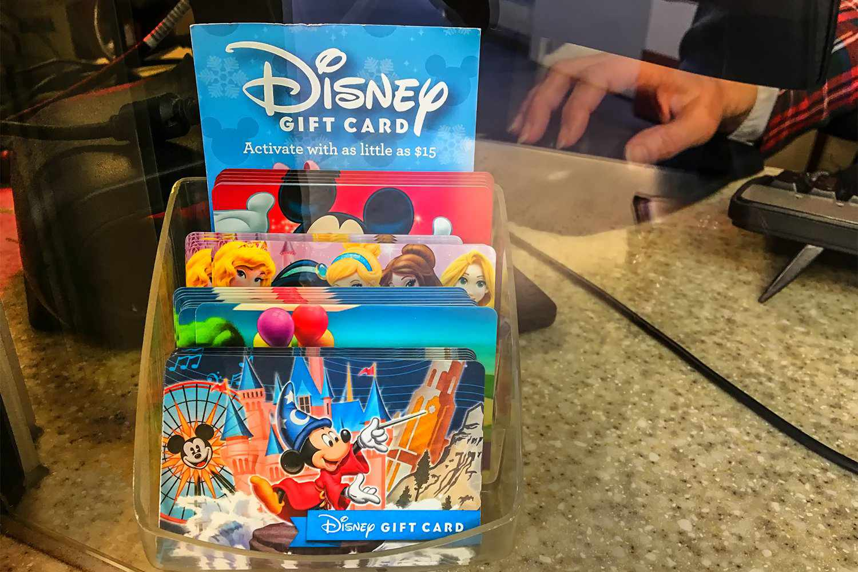 Disneyland Gift Cards