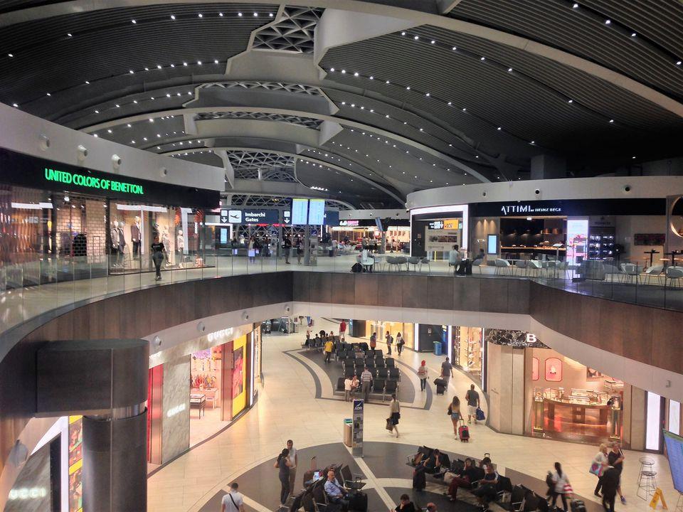 Leonardo da Vinci–Fiumicino Airport, Rome