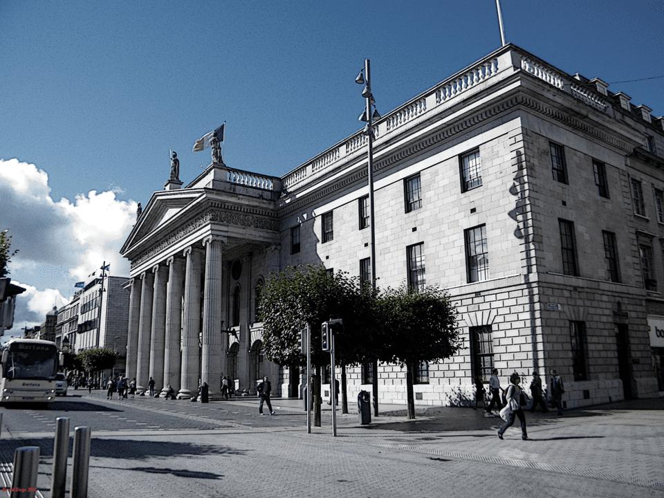 Dublin's GPO